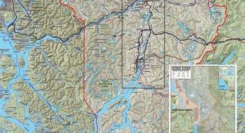 District régional de Kitimat-Stikine – Inventaire des ressources régionales