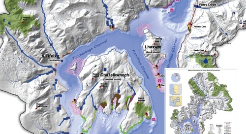 Ressources marines – baie Howe