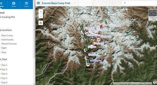 Périple au mont Everest