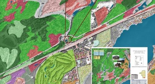 Plan de préparation aux interventions, parc provincial Whiteshell, valeurs à risque – zone 86