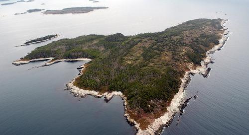 Application du mois d'avril : Parcs et zones protégées de Nouvelle-Écosse