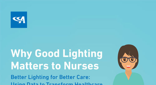 Better Lighting for Better Care: Using Data to Transform Healthcare