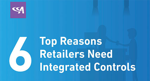 6 Top Reasons Retailers Need Integrated Controls Now [INFOGRAPHIC]