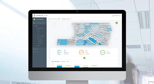NEW! Atrius™ Spaces IoT Platform Service