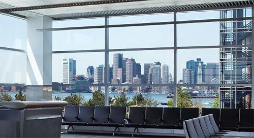 Delta Air Lines, Boston Logan International Airport