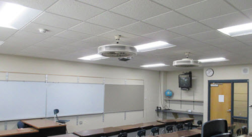 Tunable White Lighting & Controls are Making the Grade in the Classroom