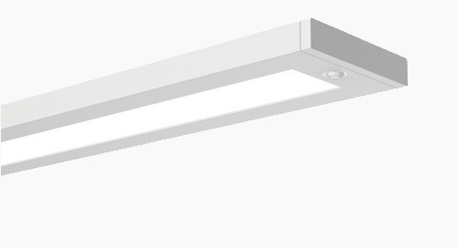 Less is More.  The Clean Contemporary Minimalism of the Bruno LED Luminaire