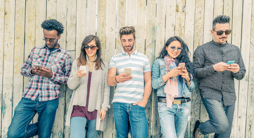 You Won't Believe How Much We Love Our Smartphones