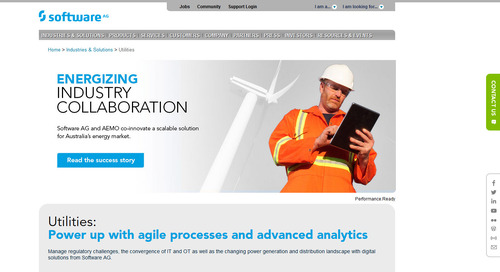 Energized about digital? Explore our solutions