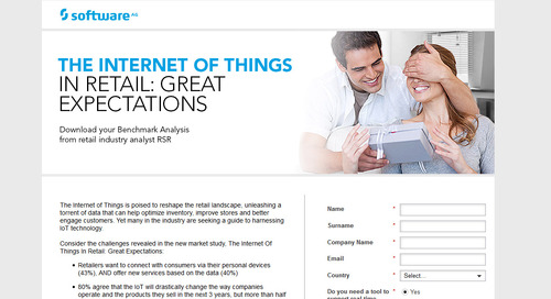 Free RSR report: The Internet of Things in Retail