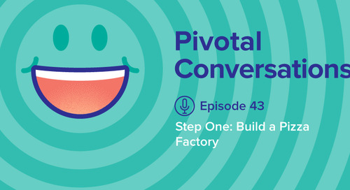 Step One: Build A Pizza Factory (Ep. 43)