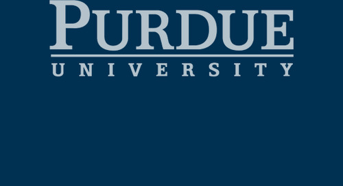 Purdue University: Leveraging Pivotal Big Data Suite to Incorporate Real-Time Big Data to Improve Student Course Analytics System