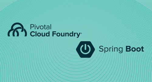 Spring Boot Actuator与Pivotal Cloud Foundry 1.11集成,让您如虎添翼