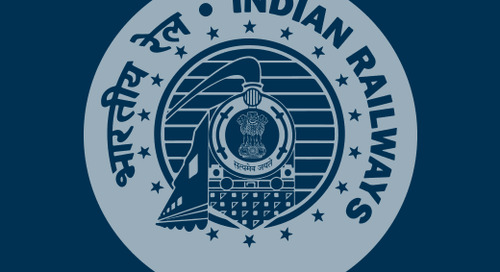 Indian Railways: Distributed In-Memory Data Management Solution Improves the Capacity and Availability of New E-Ticketing System
