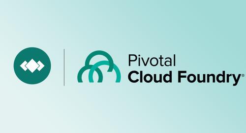 """""""按需服务SDK"""",来自Pivotal的服务构建神器!"""