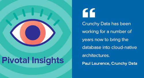 Crunchy Data Making Cloud-Native PostgreSQL A Reality (Ep. 38)