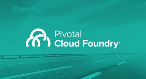 多站点PCF以及加快软件部署速度