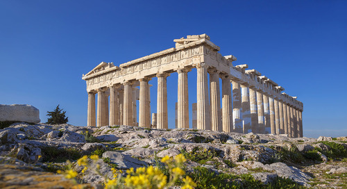 What if History had BIM? Part One: Parthenon