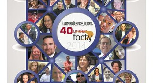 40 Under Forty 2014