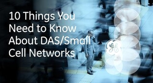 eBook: 10 Things You Need to Know About DAS-Small Cell Networks