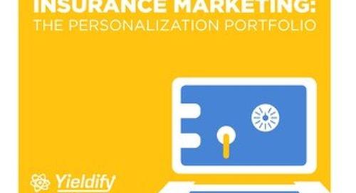 Insurance Marketing: The Personalization Portfolio
