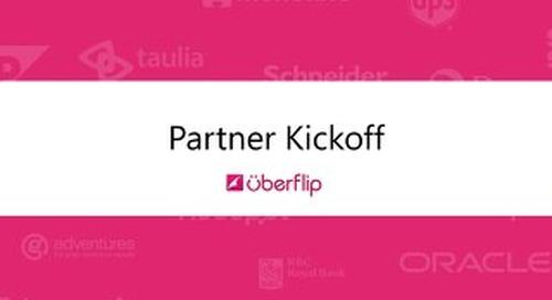 Agency Partner Kickoff