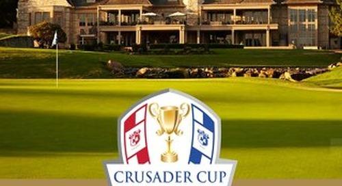 2015 CRUSADER CUP Tournament Program