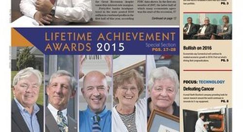 Lifetime Achievement Awards — September 21, 2015