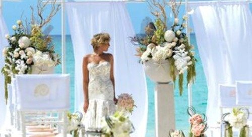 CARIBBEAN WEDDING STYLE by JoAnne V. Brown