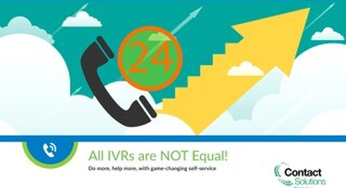 All IVRs Are NOT Equal eBook