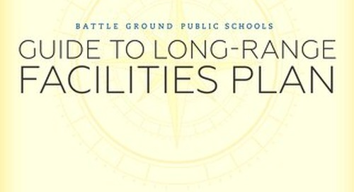 2016 Guide to Long-Range Facilities Plan