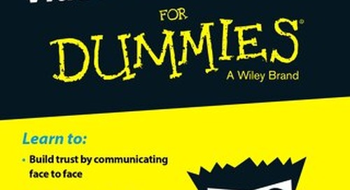 Cloud-Based Video Conferencing for Dummies