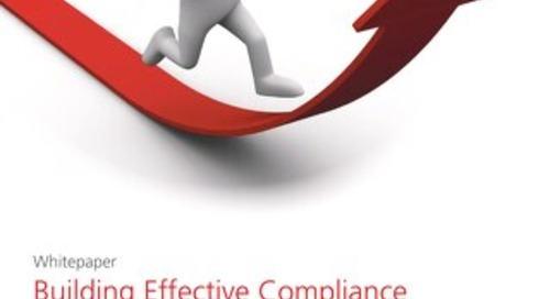 Building effective compliance programmes for third parties