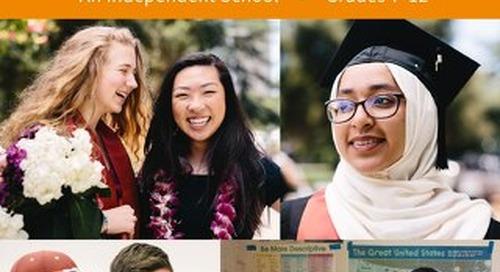 Stanford Online High School 2017-18 Brochure