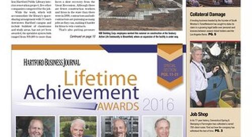 Lifetime Achievement Awards — September 19, 2016