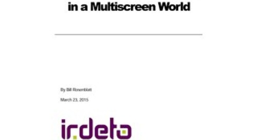 White paper: Strategies for secure OTT video in a multiscreen world