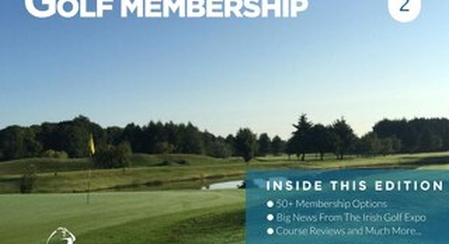 Golf Membership Digital Magazine - Issue 2