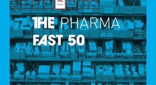 Catalyst CF - Pharma Fast 50