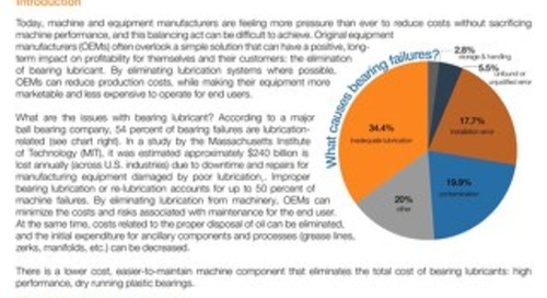 White Paper - True Cost of Bearing Lubrication