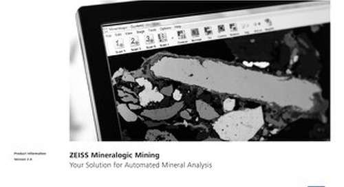 Mineralogic Mining for Automated Mineralogy