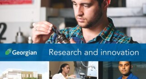 Research and innovation Brochure
