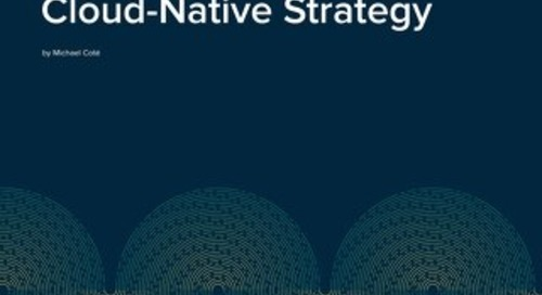 Crafting Your Cloud-Native Strategy