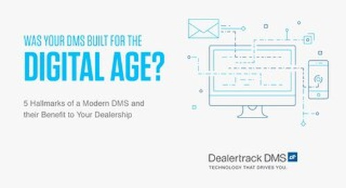 A DMS for the Digital Age