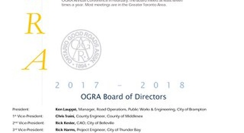 April 2017 Board Highlights FINAL