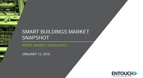 Navigant Survey - Retail Market Insights