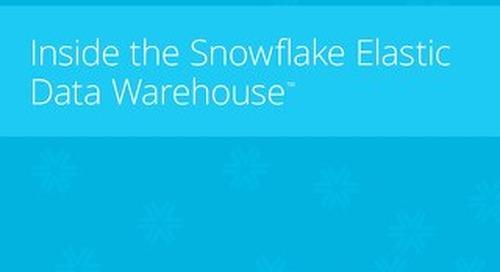 Inside the Elastic Data Warehouse