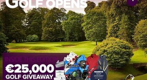 Golf Opens Digital Magazine - Issue 4