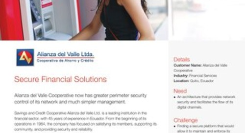 Secure Financial Solutions