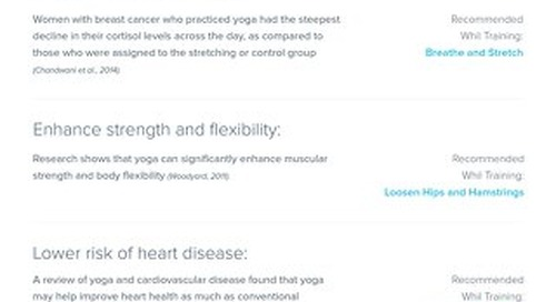 Overview: How Movement Supports Mindfulness and Wellbeing