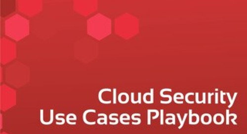 Threat Stack Cloud Security Use Case Playbook